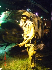 The Vietnam War is the one I remember best.