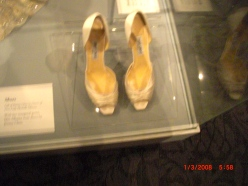 Love Michelle Obama's shoes!