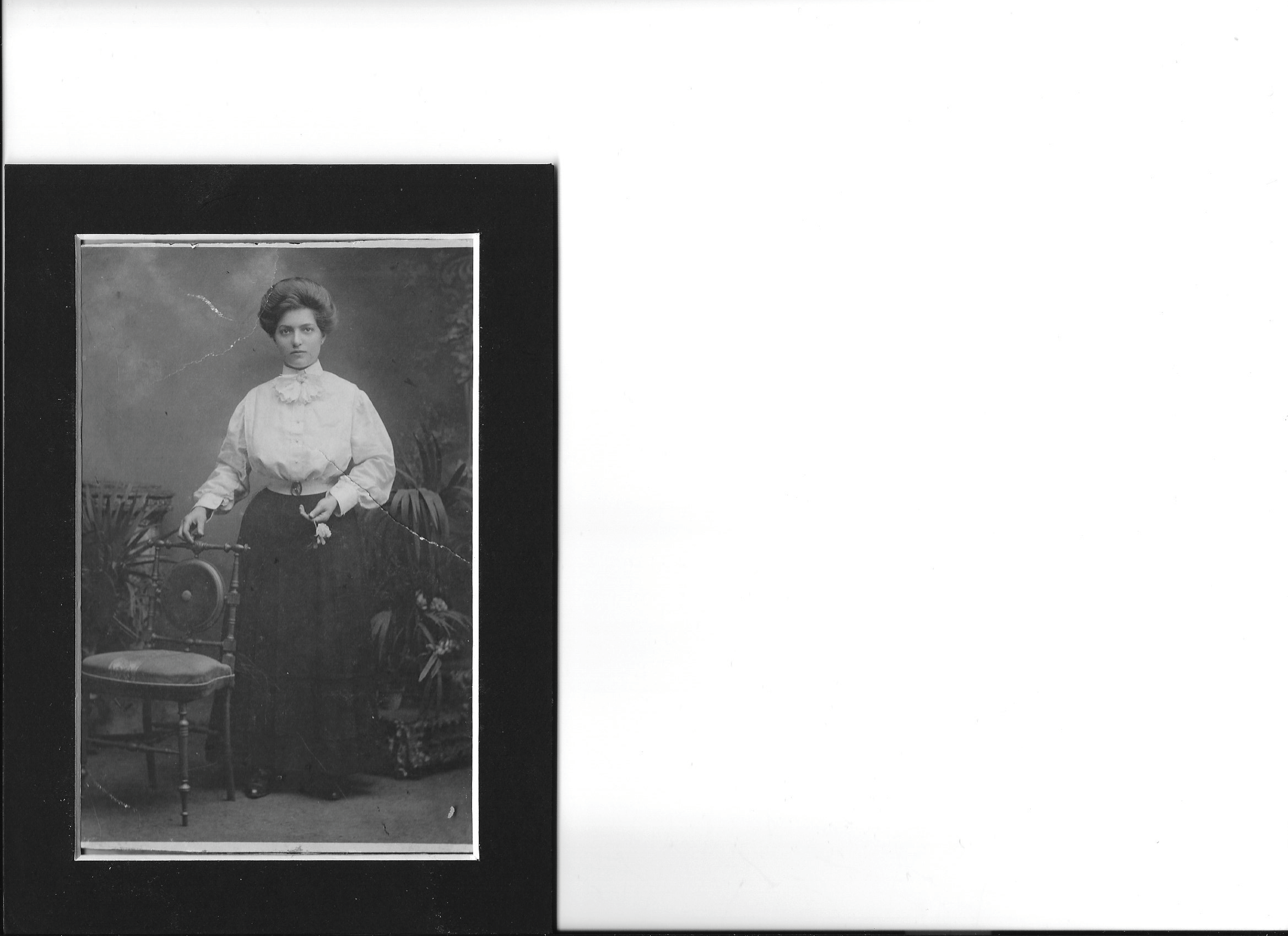 reading brings back memories of my grandparents and liberia