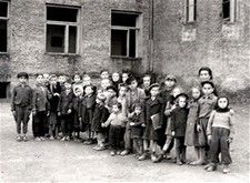 A picture of Holocaust victims from Poland.