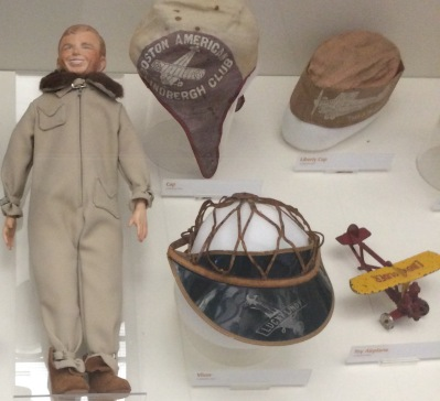 Charles Lindbergh artifacts