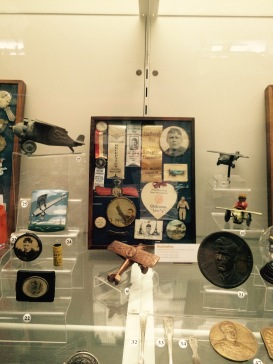 More Charles Lindbergh artifacts